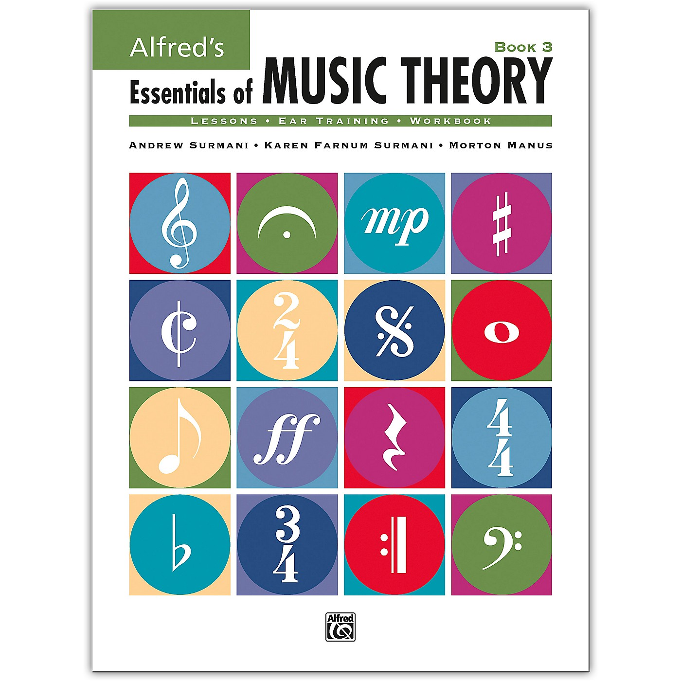 Alfred Essentials Of Music Theory Series Book 3 thumbnail