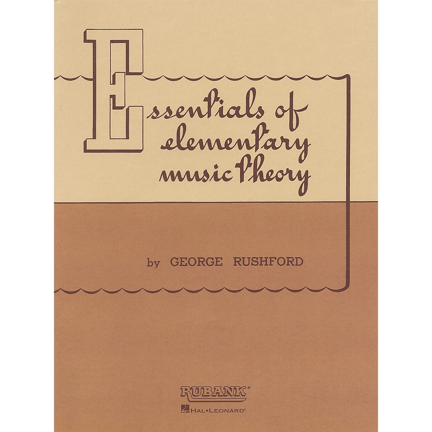 Rubank Publications Essentials of Elementary Music Theory Method Series thumbnail