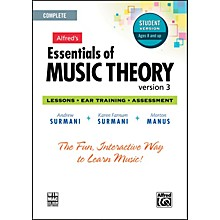 Alfred Essentials of Music Theory: Version 3 CD-ROM Student Version Complete