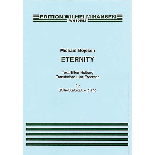 Wilhelm Hansen Eternity SSSAAA Composed by Michael Bojesen thumbnail