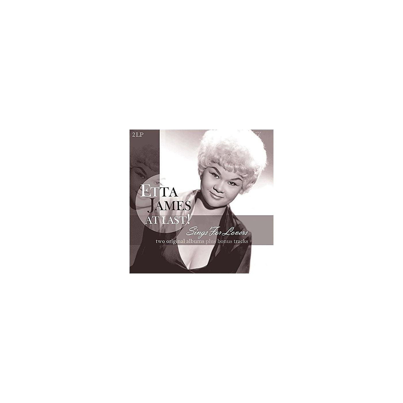 Alliance Etta James - At Last / Sings for Lovers thumbnail