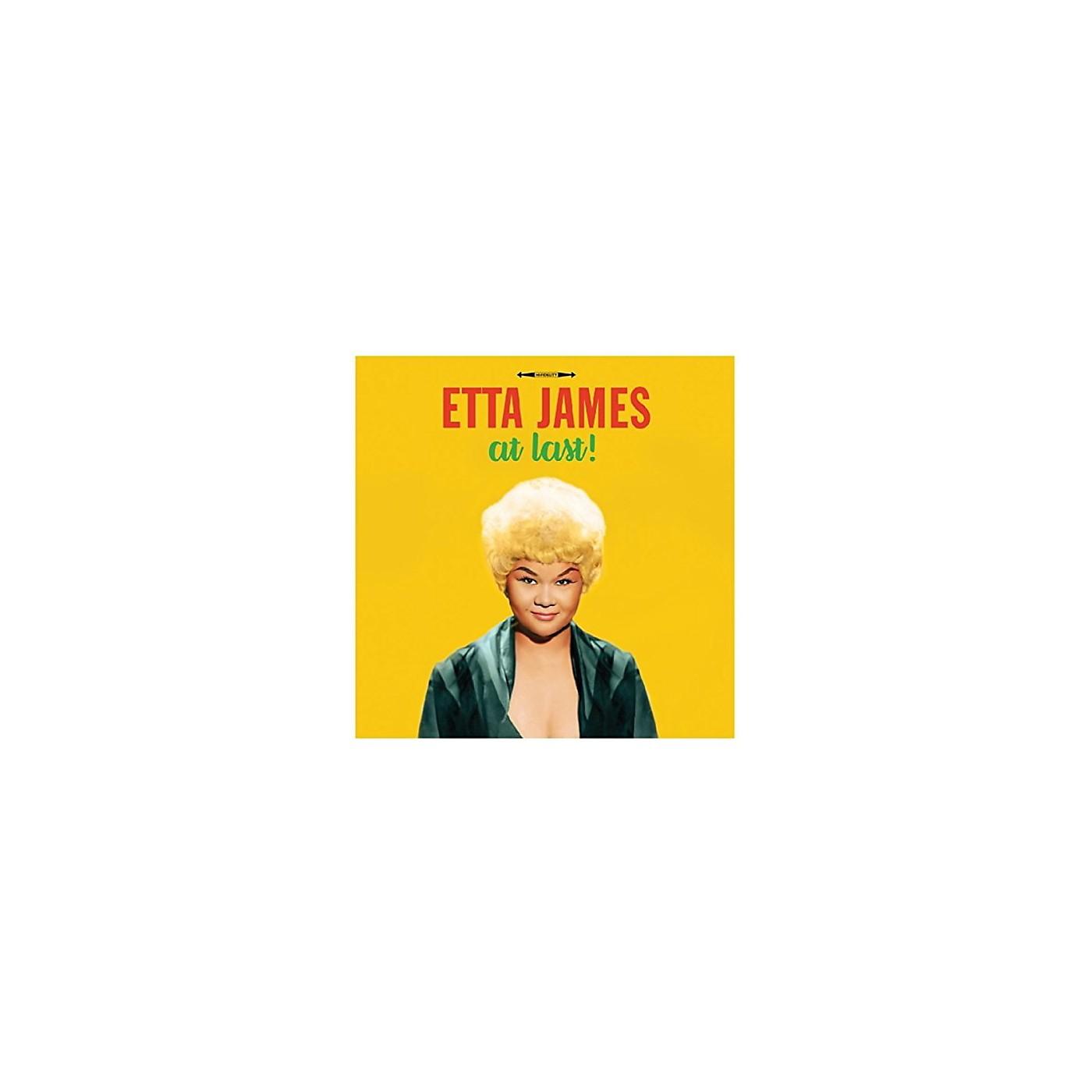 Alliance Etta James - At Last (Yellow Vinyl) thumbnail
