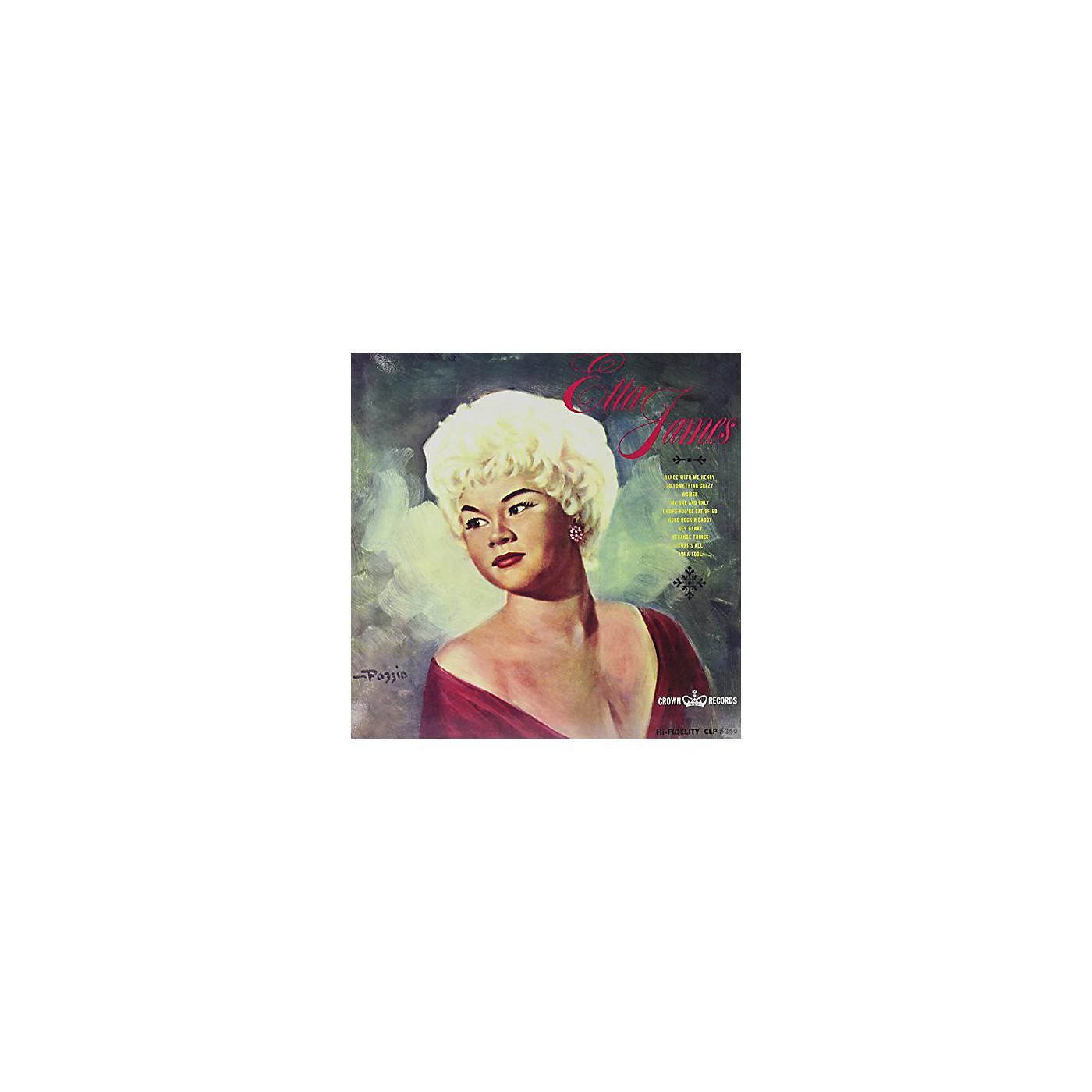 Alliance Etta James - Etta James thumbnail