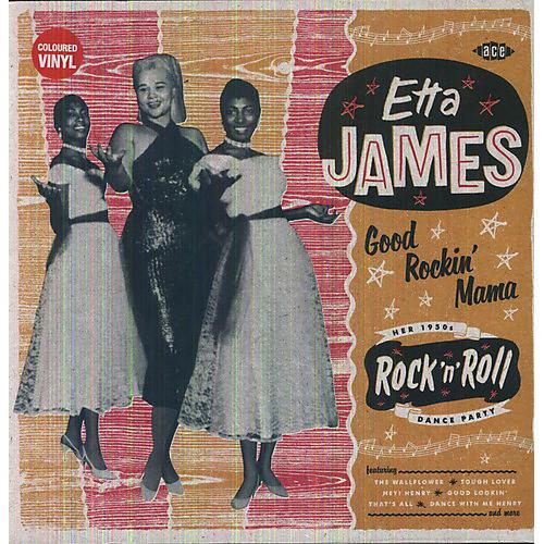 Alliance Etta James - Good Rockin' Mama: Her 1950s Rock'n'roll Dance Party thumbnail