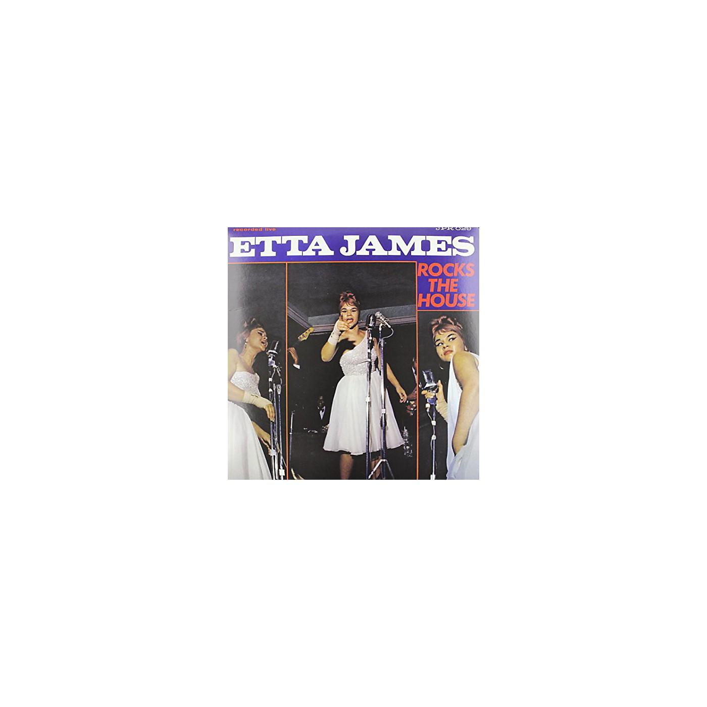 Alliance Etta James - Rocks the House thumbnail