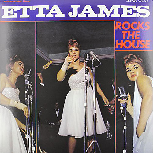 Alliance Etta James - Rocks the House thumbnail