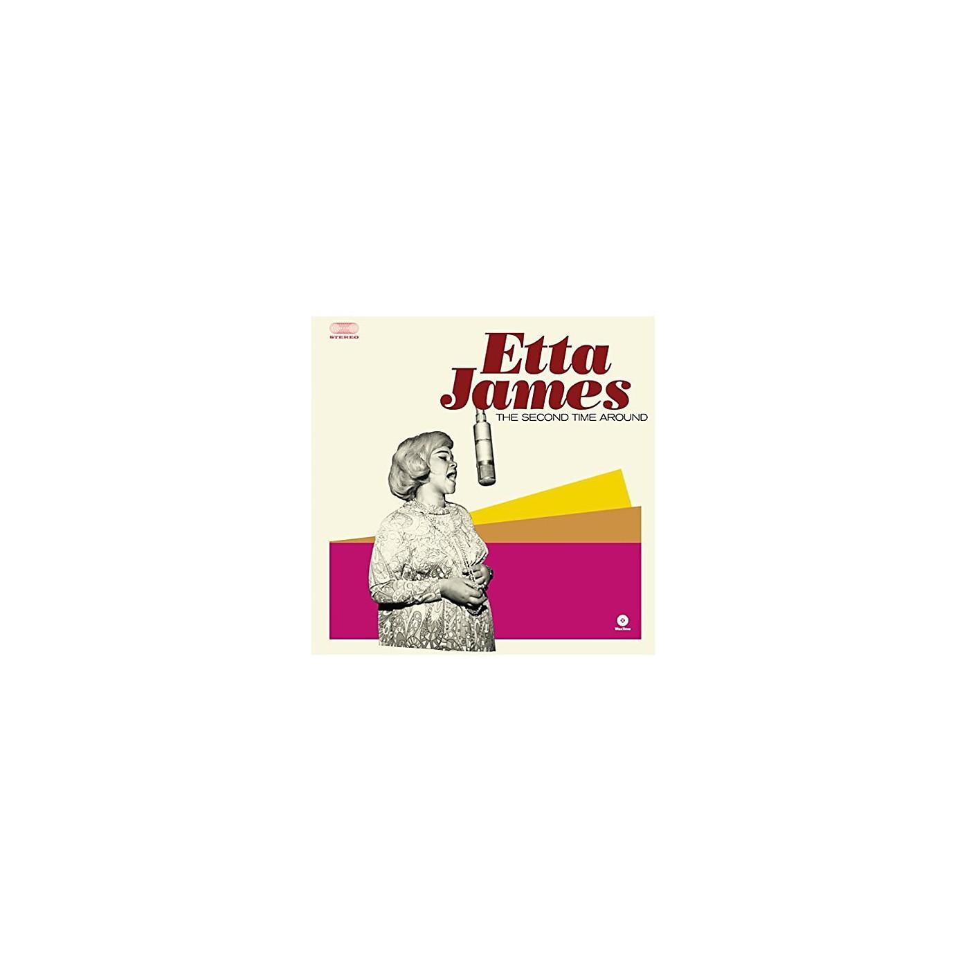 Alliance Etta James - Second Time Around thumbnail