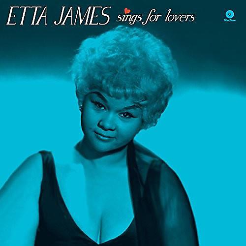 Alliance Etta James - Sings for Lovers thumbnail