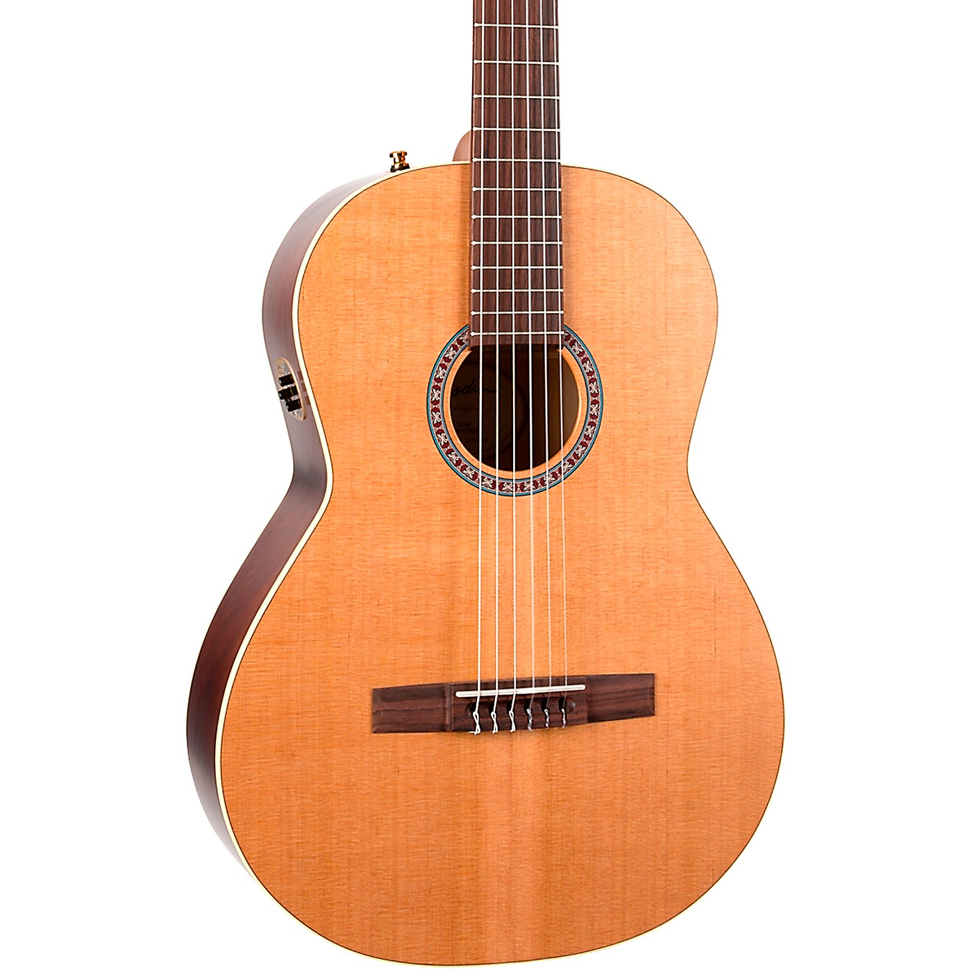 Godin Etude QIT Nylon-String Acoustic-Electric Guitar thumbnail