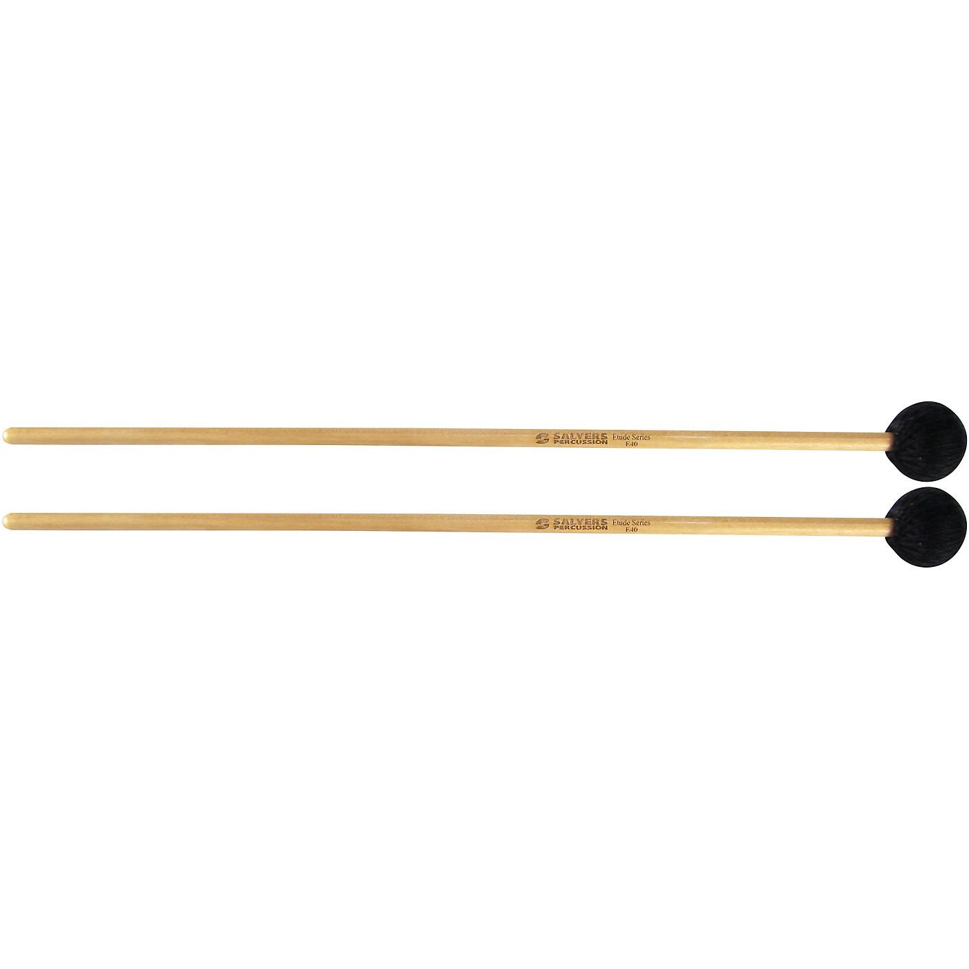 Salyers Percussion Etude Series Cord Vibraphone Mallets thumbnail