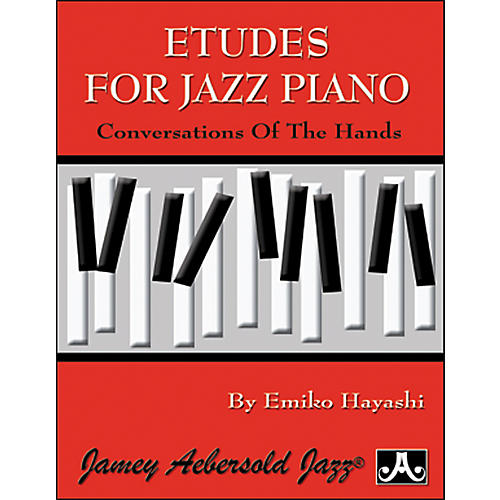Jamey Aebersold Etudes for Jazz Piano - Conversation of the Hands thumbnail