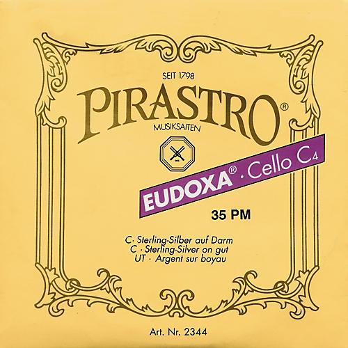 Pirastro Eudoxa Series Cello D String thumbnail