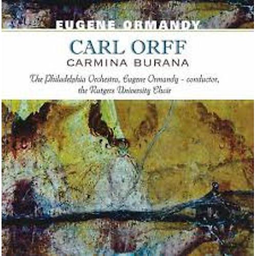 Alliance Eugene Ormandy - Carl Orff-Carmina Burana thumbnail