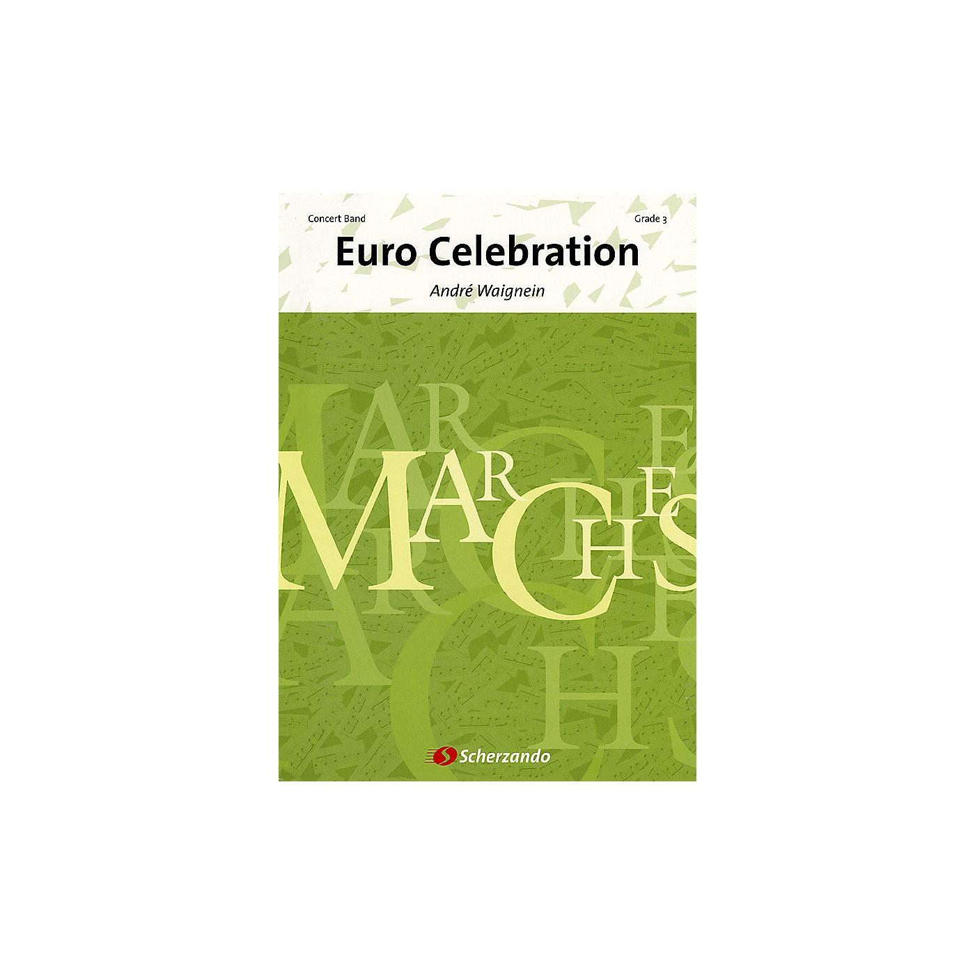 De Haske Music Euro Celebration Sc Only Gr3 Concert Band thumbnail
