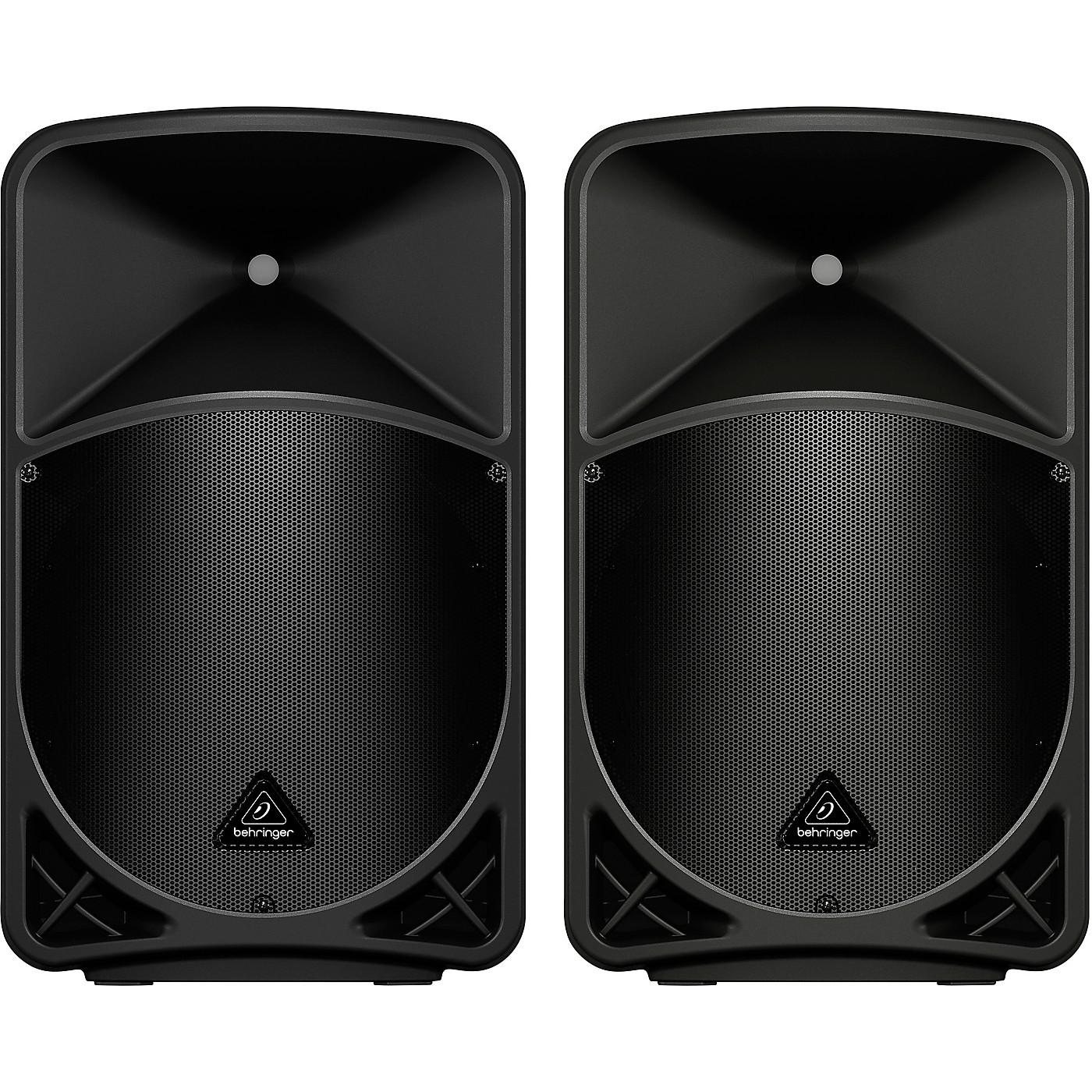 Behringer Eurolive B15X Powered Loudspeaker Pair thumbnail