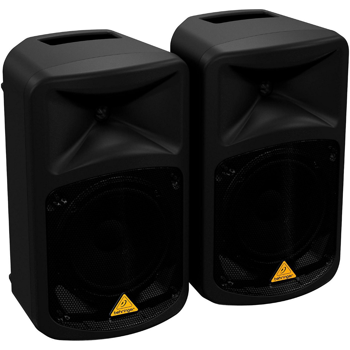 Behringer Europort EPS500MP3 8-Channel Portable PA System thumbnail