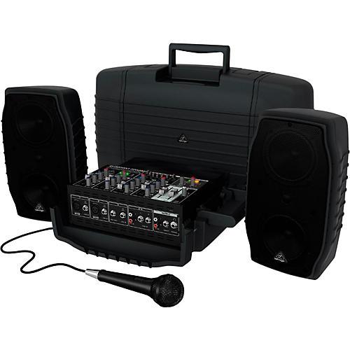 Behringer Europort PPA200 Portable PA System thumbnail
