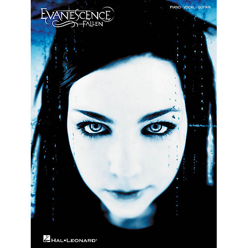 Hal Leonard Evanescence - Fallen Piano/Vocal/Guitar Songbook thumbnail