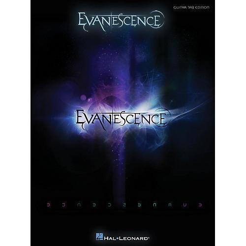 Hal Leonard Evanescence Guitar Tab Songbook thumbnail