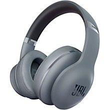 JBL Everest 700 Wireless Bluetooth Around-Ear Headphones Gray Refurbished