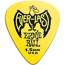 Ernie Ball Everlast Delrin Picks 12 Pack