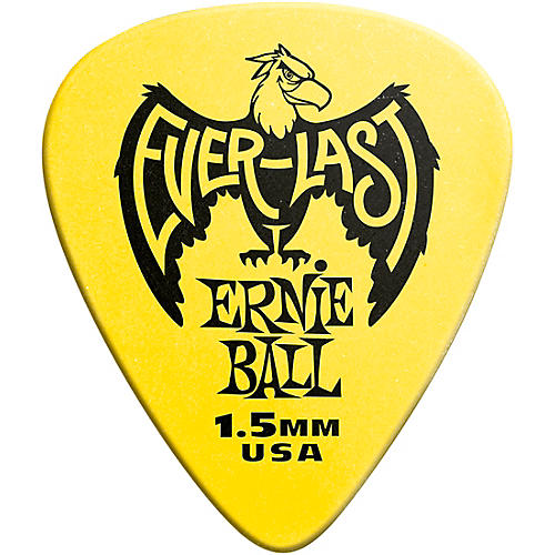 Ernie Ball Everlast Delrin Picks 12 Pack thumbnail