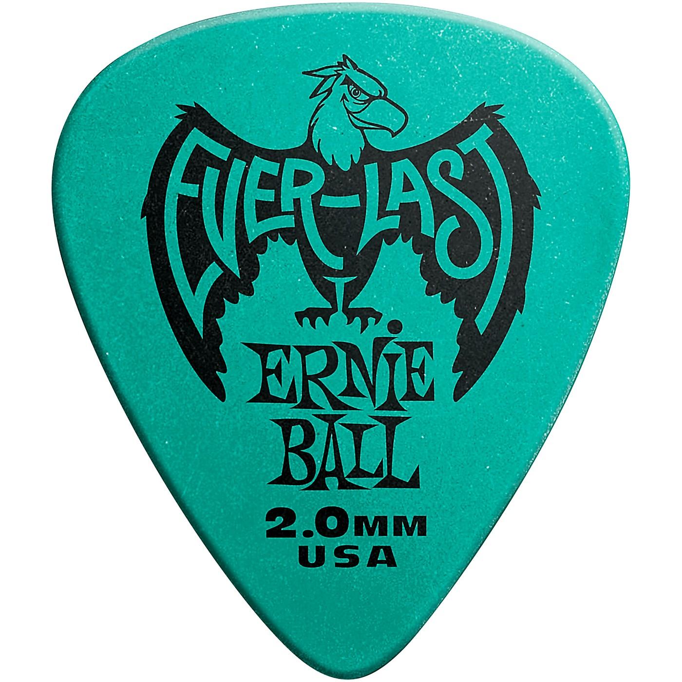 Ernie Ball Everlast Delrin Picks 12 Pack thumbnail