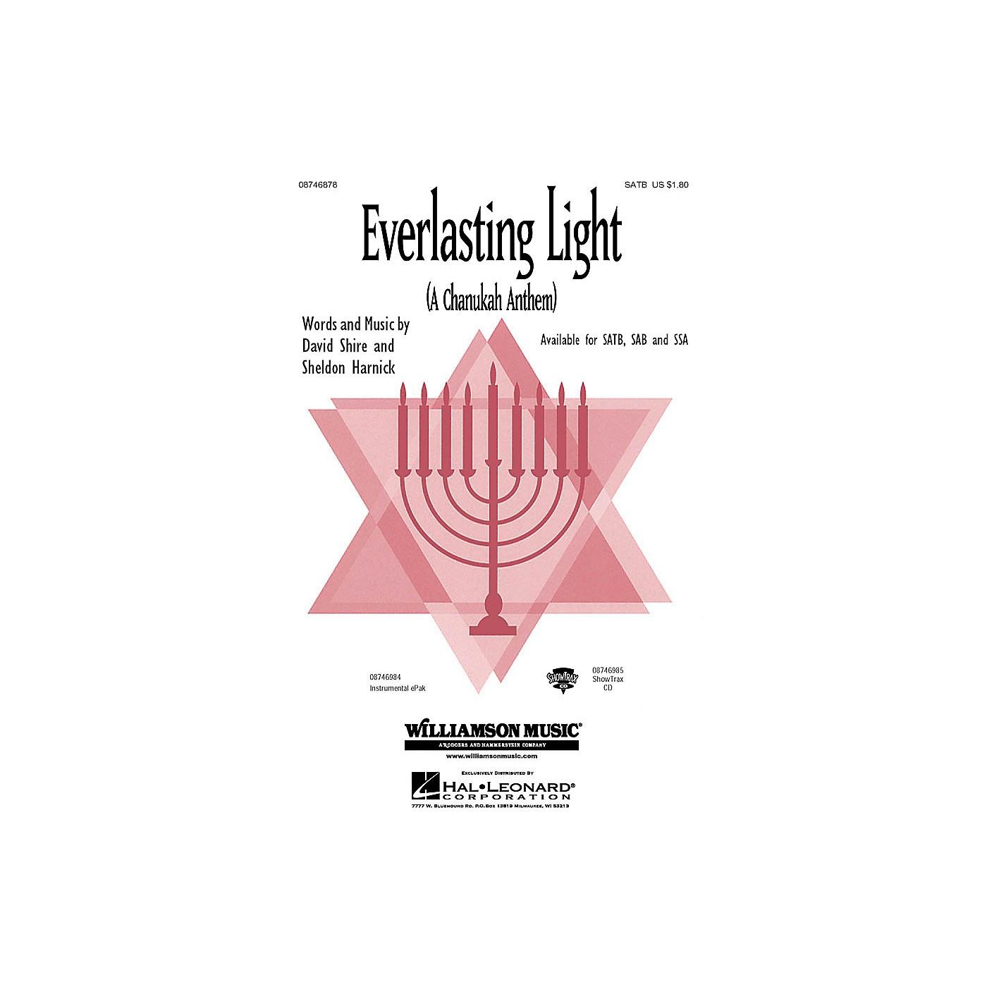 Hal Leonard Everlasting Light SSA Composed by Sheldon Harnick thumbnail