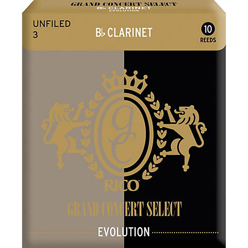 Grand Concert Select Evolution Clarinet Reeds thumbnail