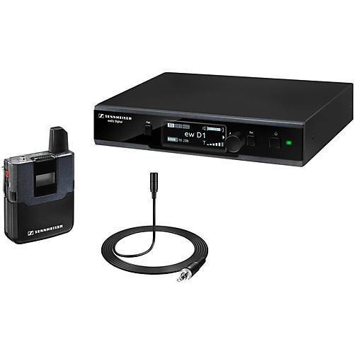 Sennheiser Evolution Wireless D1 Lavalier Set (EW D1-ME 2) thumbnail
