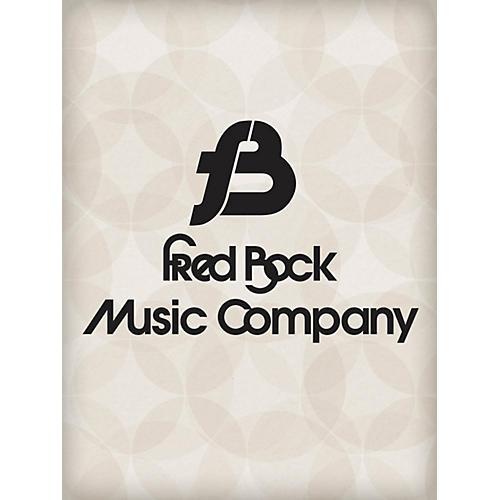 Fred Bock Music Exaltation SATB Composed by Jan Sanborn thumbnail