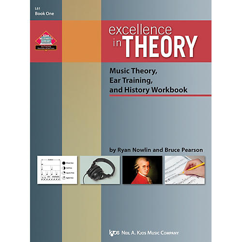 KJOS Excellence In Theory Book 1 thumbnail