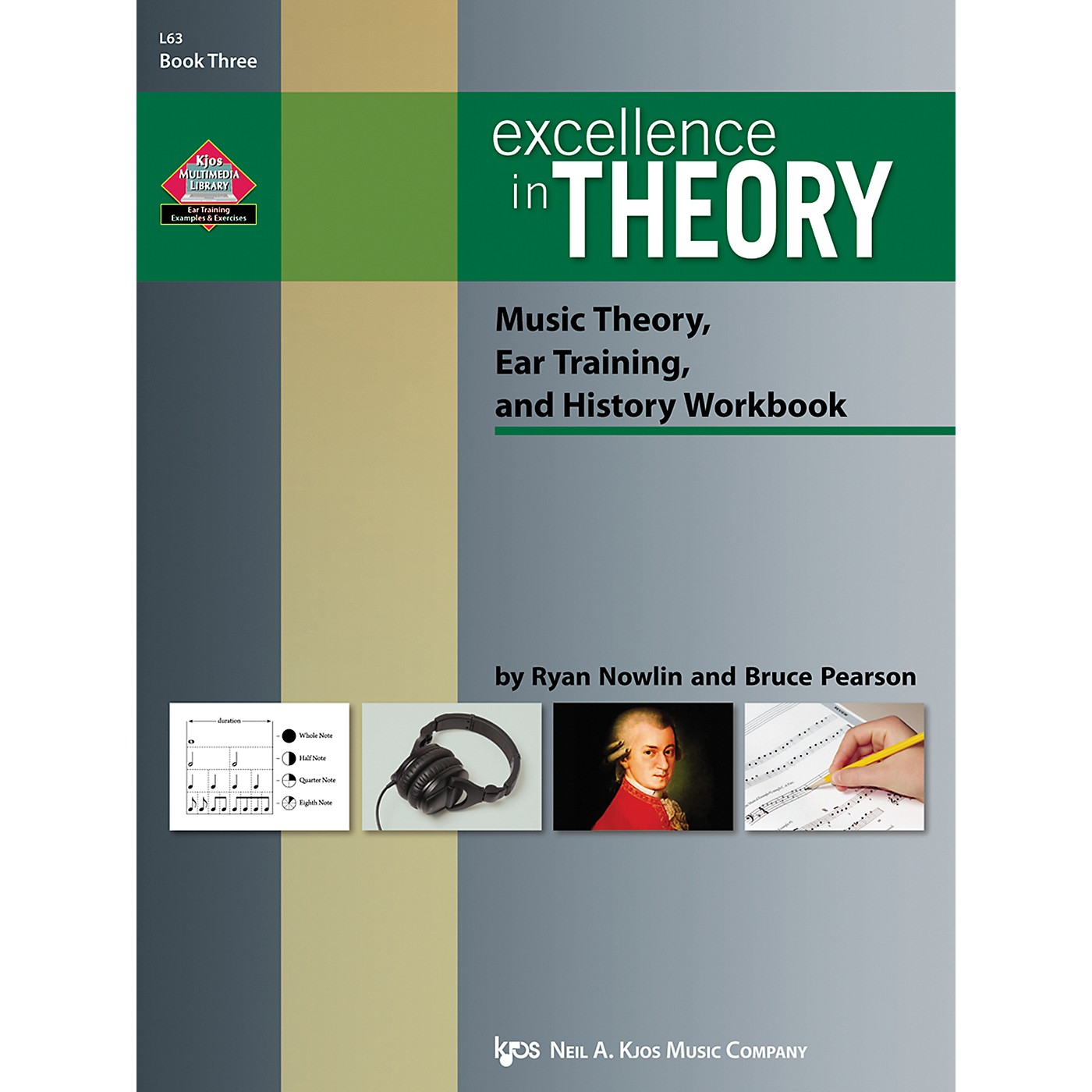 KJOS Excellence In Theory Book 3 thumbnail