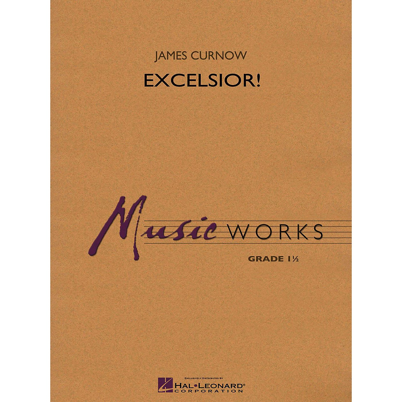 Hal Leonard Excelsior! Concert Band Level 1 thumbnail