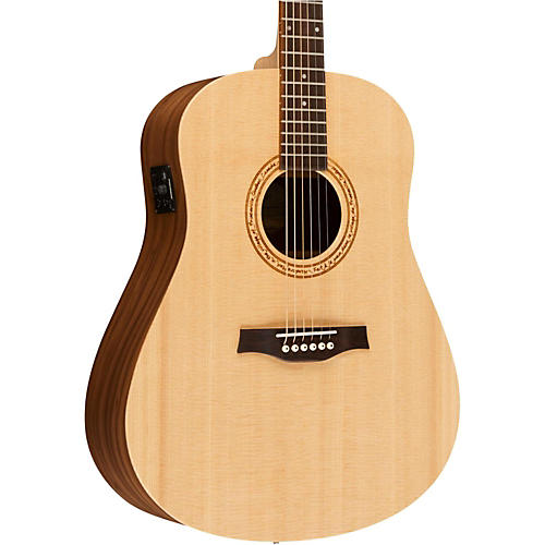 Seagull Excursion Walnut SG Isys T Acoustic-Electric Guitar thumbnail