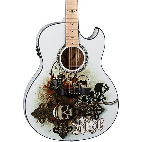Dean Exhibition Acoustic-Electric Guitar thumbnail