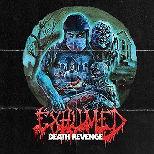 Alliance Exhumed - Death Revenge thumbnail