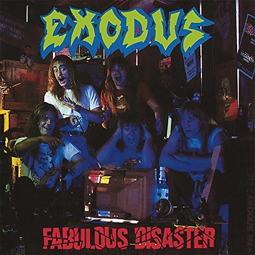 Alliance Exodus - Fabulous Disaster thumbnail