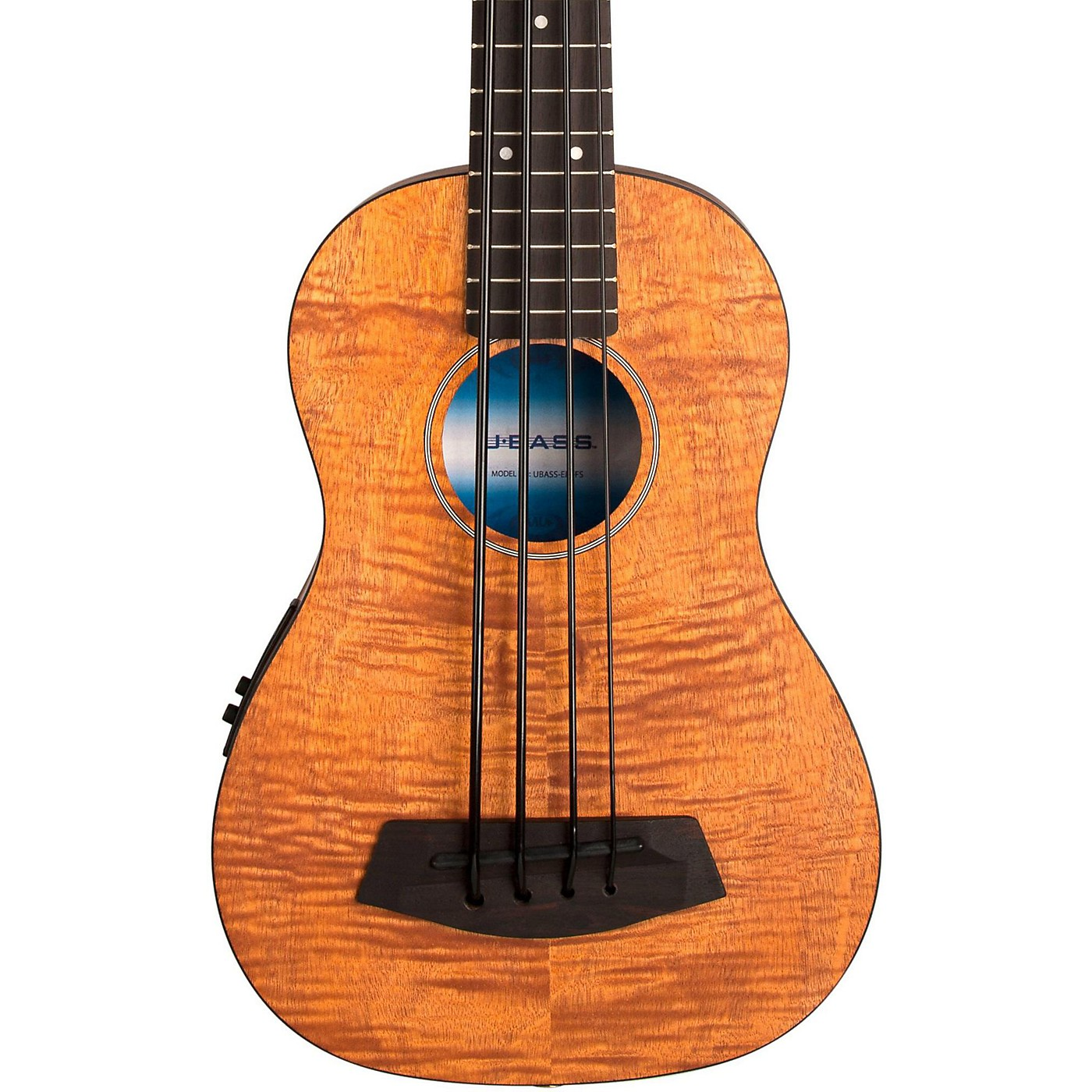 Kala Exotic Mahogany Acoustic U-Bass thumbnail