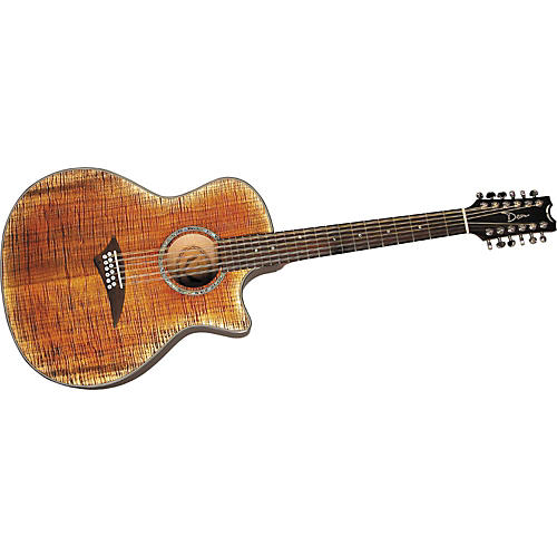 Dean Exotica FM 12-String Acoustic-Electric Guitar thumbnail