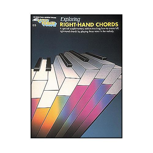 Hal Leonard Exploring Right Hand Chords E-Z Play E6 thumbnail