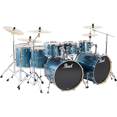 Pearl Export Double Bass 8-Piece Drum Set thumbnail