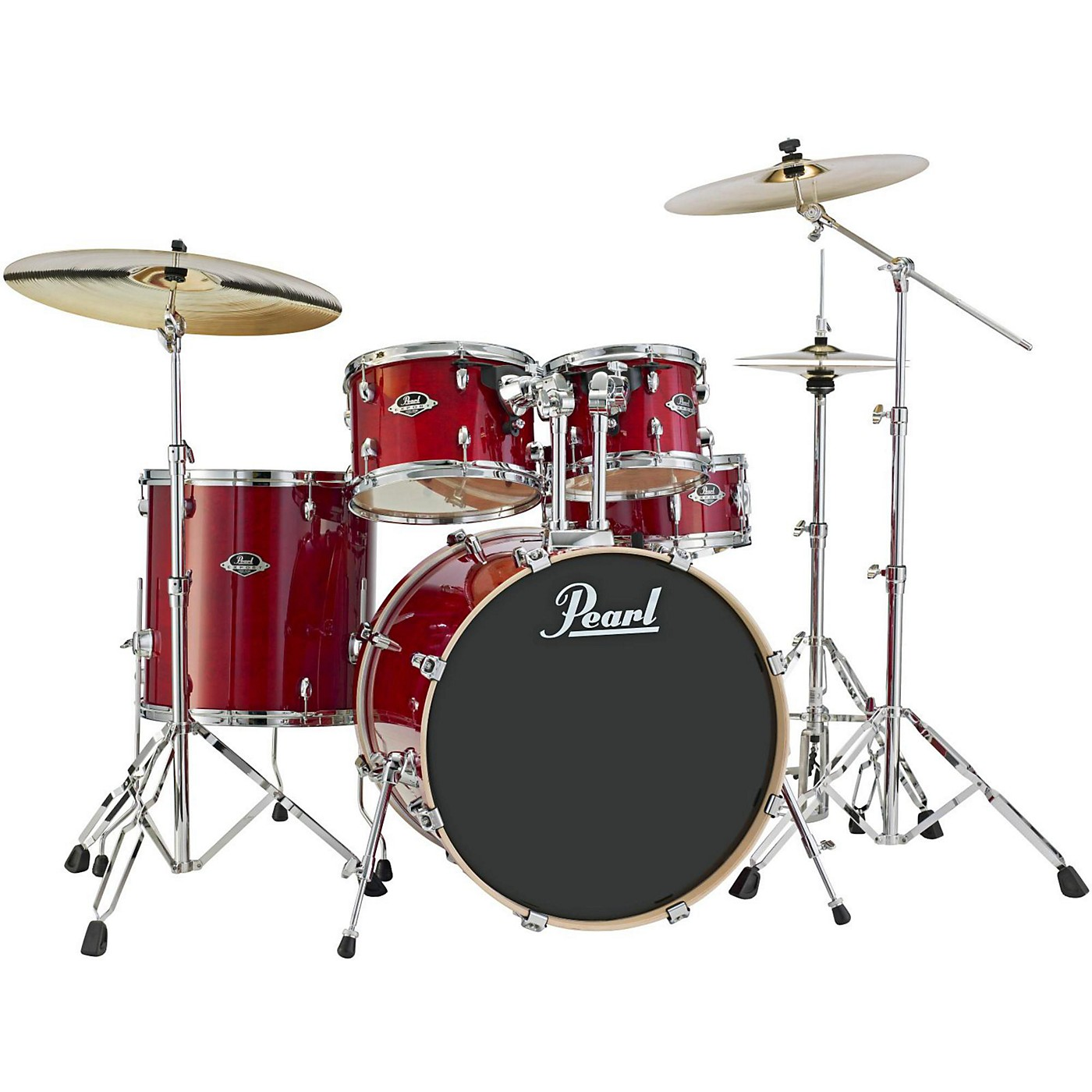 Pearl Export EXL New Fusion 5-Piece Shell Pack thumbnail