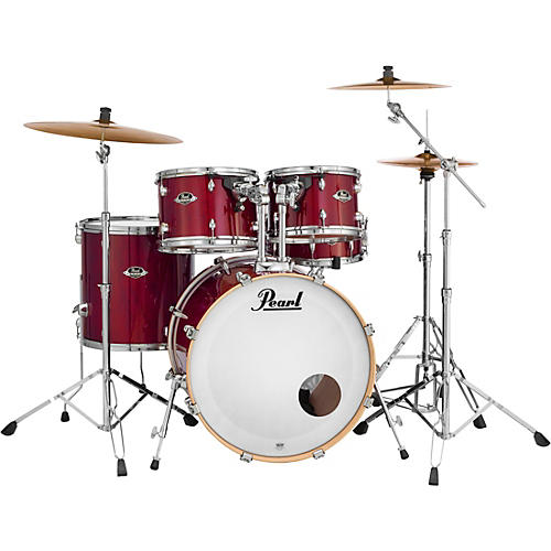 Pearl Export EXL Standard 5-Piece Drumset with Hardware thumbnail