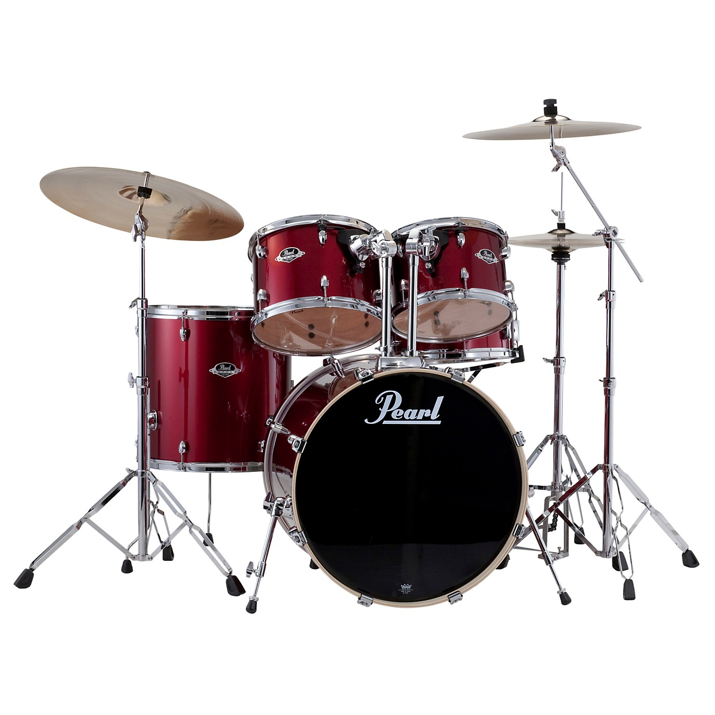 Pearl Export Fusion 5-Piece Drum Set with Hardware thumbnail