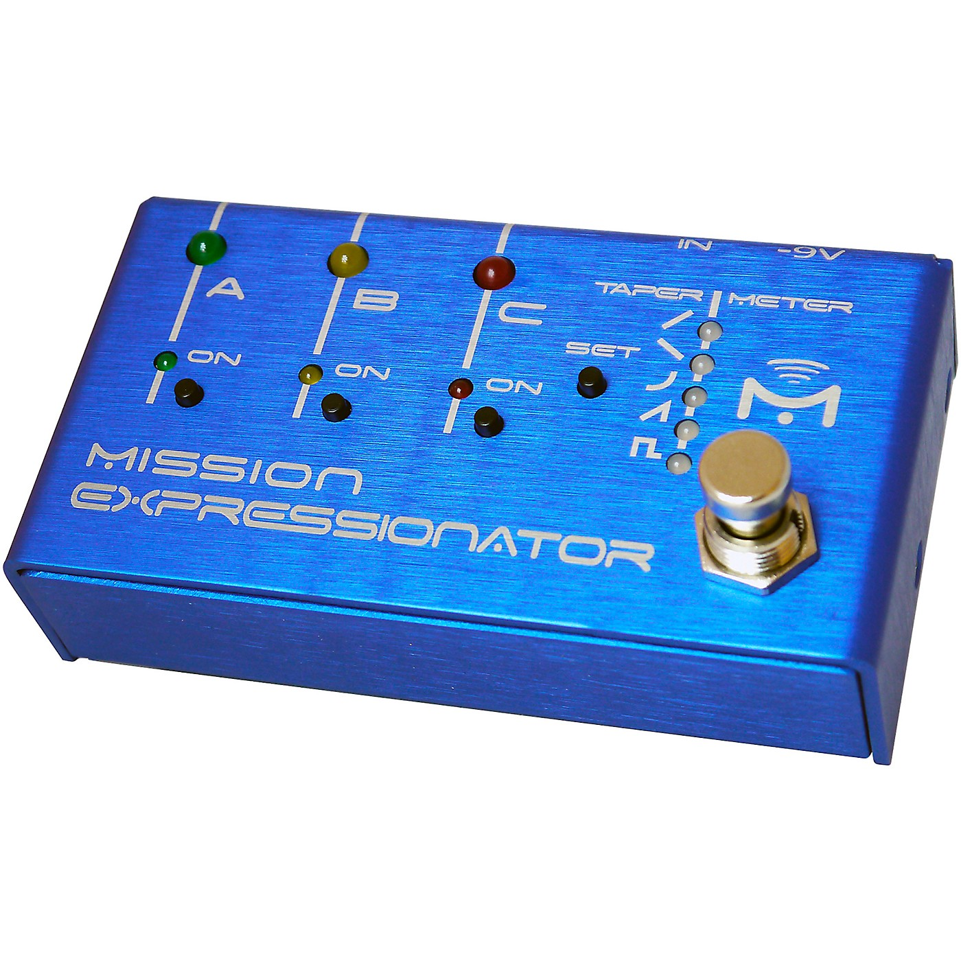 Mission Engineering Expressionator Multi-Expression Controller Pedal thumbnail