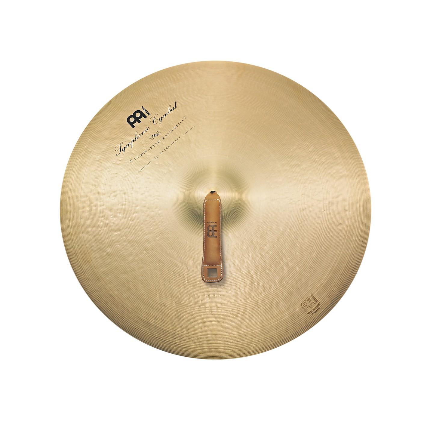 Meinl Extra Heavy Symphonic Cymbal thumbnail