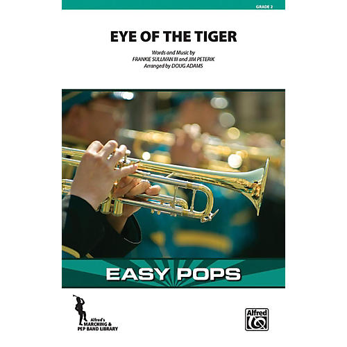 Warner Bros Eye of the Tiger Grade 2 (Easy) thumbnail