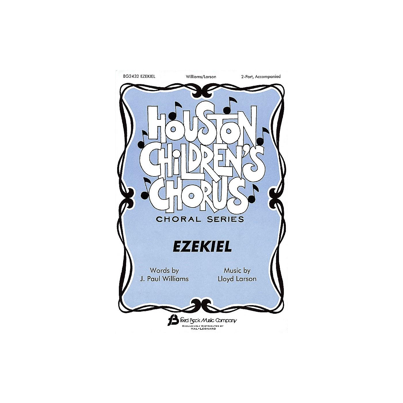 Hal Leonard Ezekiel 2-Part composed by J. Paul Williams thumbnail