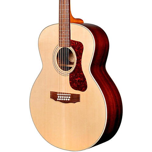 Guild F-1512E 12-String Acoustic-Electric Guitar thumbnail
